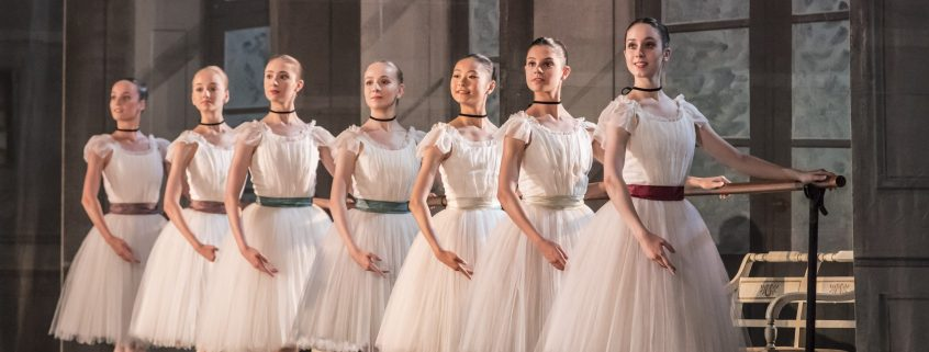 The Conservatory by Bournonville,          The Royal Ballet School ; at The Royal Opera House, London, UK ; 7 July 2017 ; Credit : Johan Persson / The Conservatory by Bournonville,          The Royal Ballet School ; at The Royal Opera House, London, UK ; 7 July 2017 ; Credit : Johan Persson