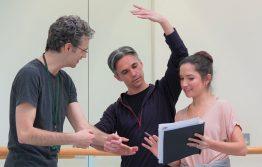 Dance Teacher Training students in class
