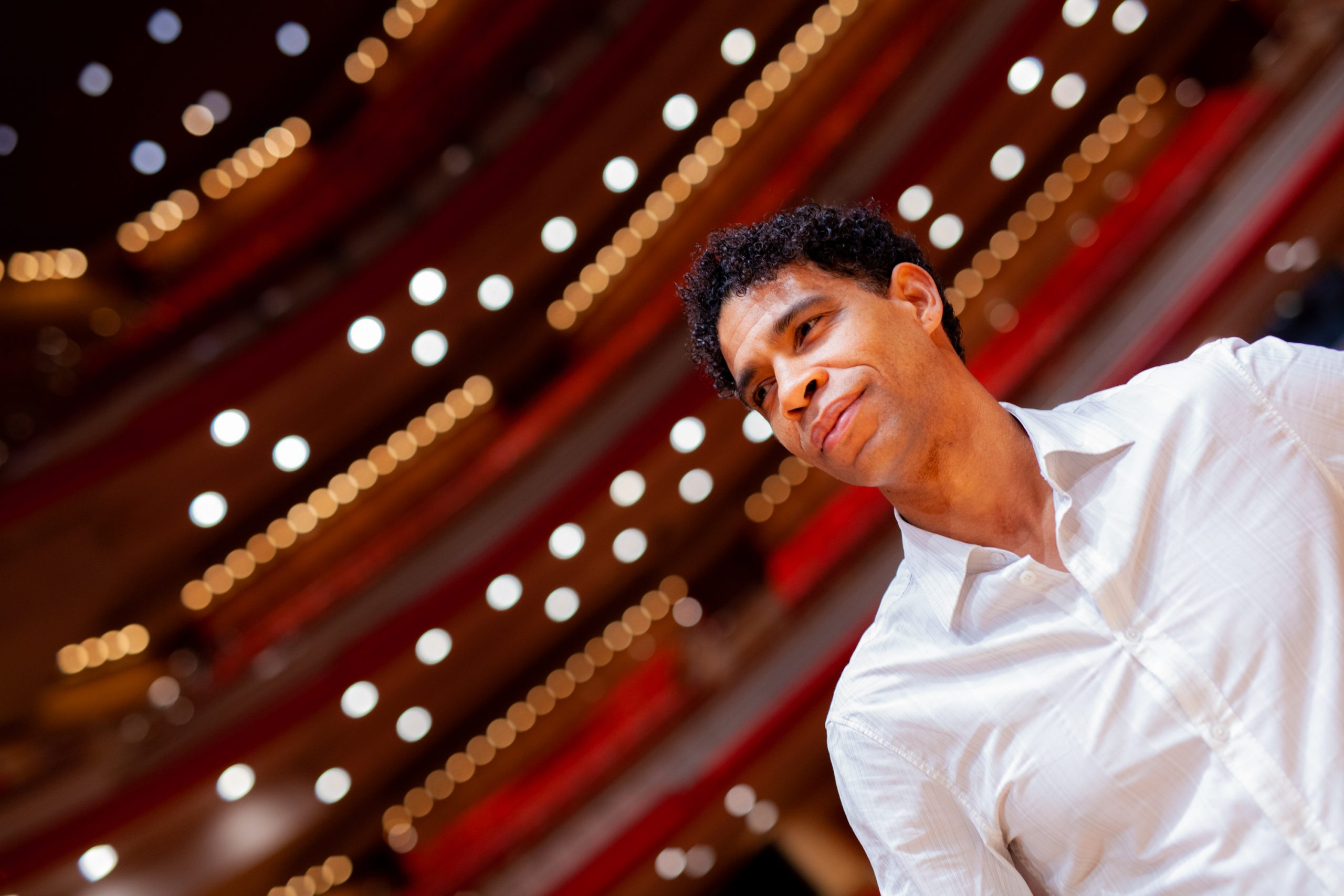 Carlos Acosta at Birmingham Royal Ballet © Man Yee Lee