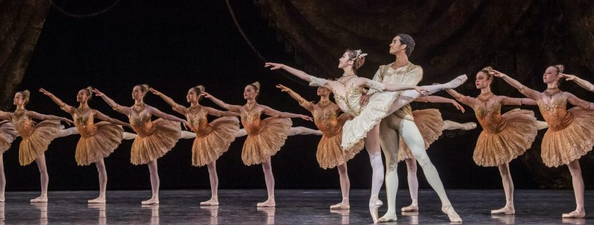 The Royal Ballet School Summer Performance @ Royal Opera House.  (Opening 14-07-19)