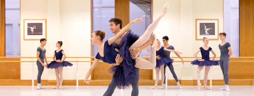Dancer Training