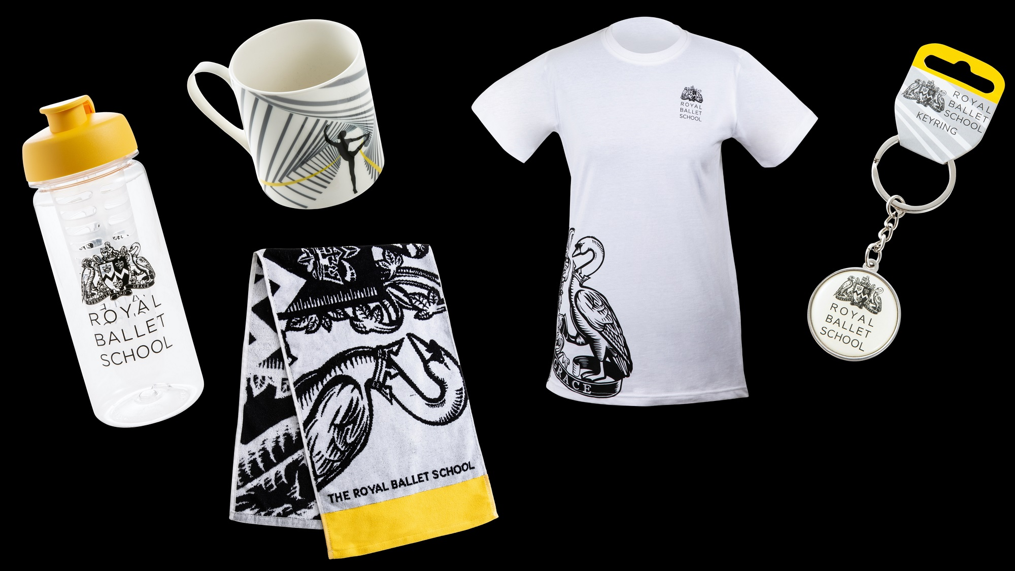 Royal Ballet School merchandise